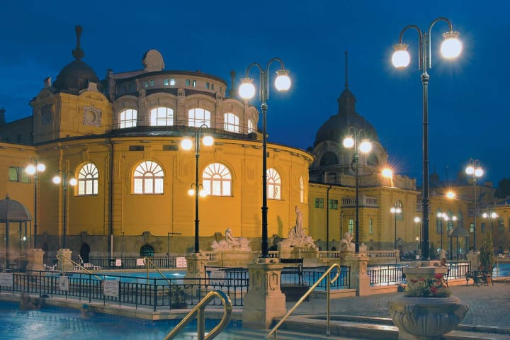 therme in budapest